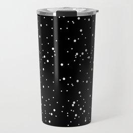 Funny dots Travel Mug