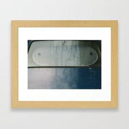 Existentiallis III Framed Art Print