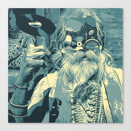 Culture Baba Canvas Print