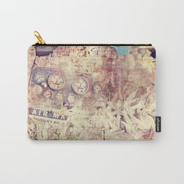 Air mail Carry-All Pouch