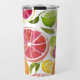 All the Citrus Travel Mug