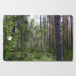 Home of the ancient ones Cutting Board