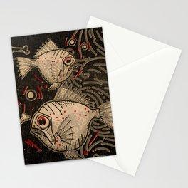 Fishy Stationery Cards