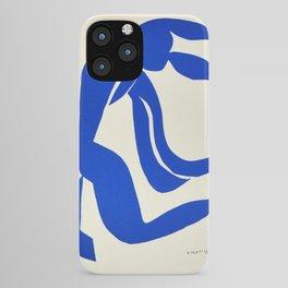 Blue Nude Dancing - Henri Matisse iPhone Case