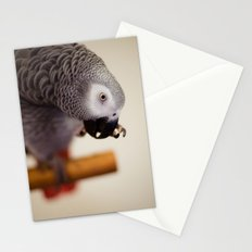 My Nose is Itchy Stationery Cards