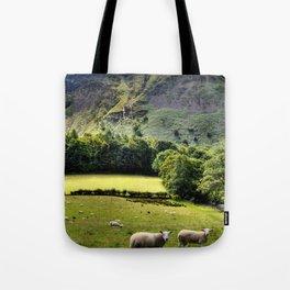 Lucky Sheep Tote Bag