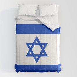 Israeli Flag of Israel Comforters