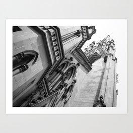Basilica Art Print