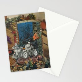 Theater Of The Sea Stationery Cards
