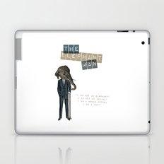 The elephant man Laptop & iPad Skin