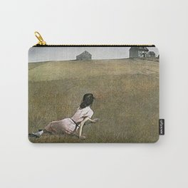Christina's World - Andrew Wyeth Carry-All Pouch
