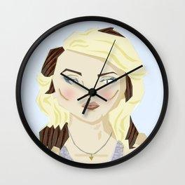 Debbie H Wall Clock