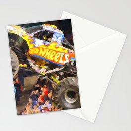 Team Hot Wheels Firestrom Stationery Cards