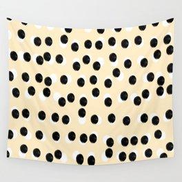 Fanky dots Wall Tapestry