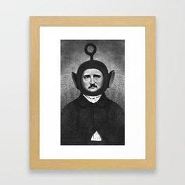Edgar Allan Po Framed Art Print