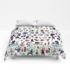 Cute Steven Universe Doodle Comforters