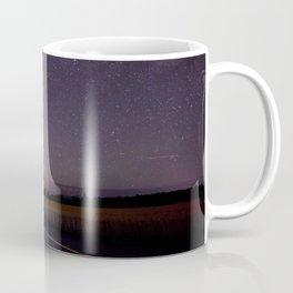 Nocturnal Subaru Coffee Mug
