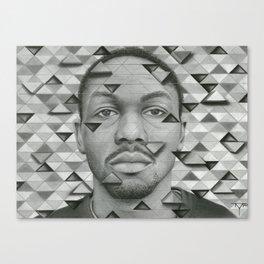 Geometric 2 Canvas Print