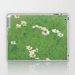 Matilija Poppies Laptop & iPad Skin