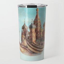 The Snail's Daydream Travel Mug