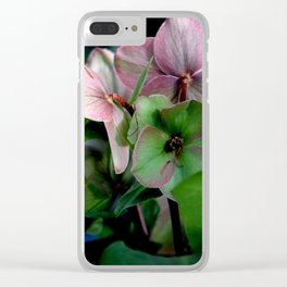 Must Be Moonburn! Clear iPhone Case