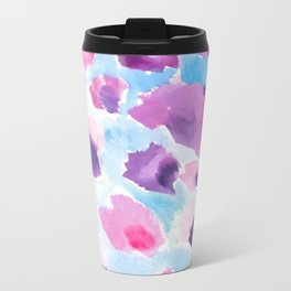 Cotton Candy Metal Travel Mug