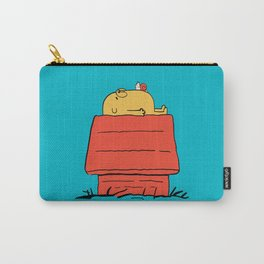 Snoopy Time! Carry-All Pouch