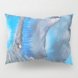 """Frozen in Time"" Pillow Sham"