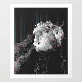 The Life Fraction No.03 Art Print