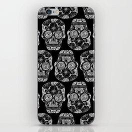 Caveira black  iPhone Skin