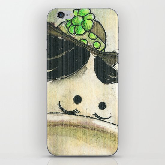 SignorFlower iPhone & iPod Skin