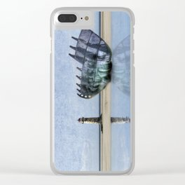 You let me down Clear iPhone Case