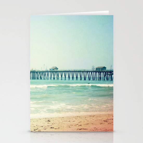 Summer Days Stationery Cards