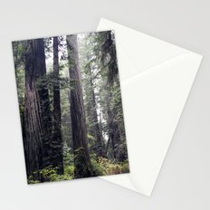 redwoods Stationery Cards