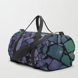 Mosaic - Peacock Duffle Bag