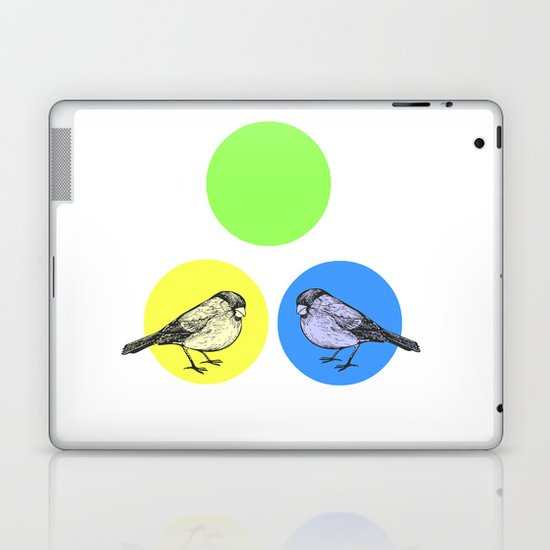 Together we make green Laptop & iPad Skin