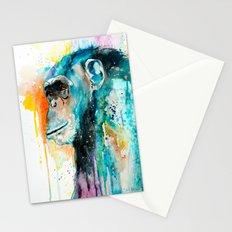 Chimpanzee Stationery Cards
