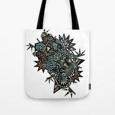 shards Tote Bag