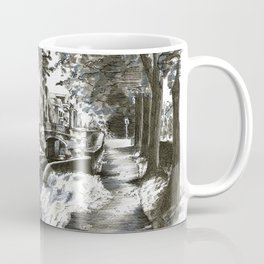 Huband Bridge, Dublin Coffee Mug