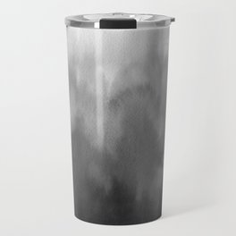 Black gradient Travel Mug