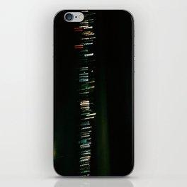Lights 2 iPhone Skin