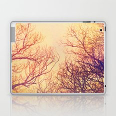 High up in the trees Laptop & iPad Skin
