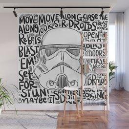Look sir... Wall Mural
