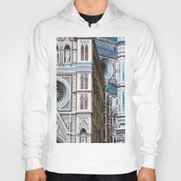 florence Hoodies featuring Florence  by Chernyshova Daryna