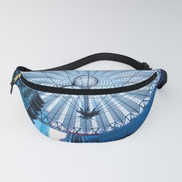 Webcob dome, Berlin, Germany Fanny Pack