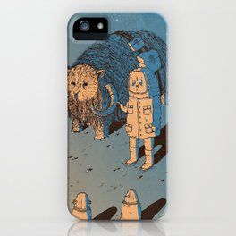 The Bison #1 iPhone Case