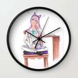 Joy Think Wall Clock