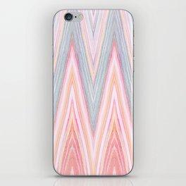Agate Chevron iPhone Skin