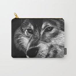 Mister Le Loup Carry-All Pouch