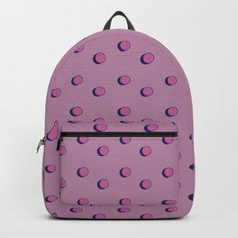 3D Dotted Pattern III Backpack
